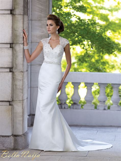 bn bridal david tutera  mon cheri spring  collection