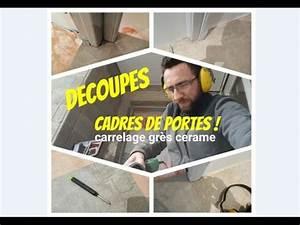 Eric Le Carreleur : eric le carreleur r alisation coupes de cadre de porte ~ Premium-room.com Idées de Décoration