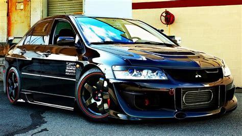 Mitsubishi Lancer Tuning by Mitsubishi Lancer Evolution Tuning
