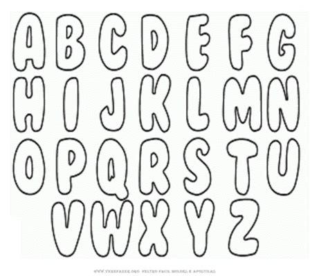 molde de letras do alfabeto para artesanato em feltro artesanato letras bonitas do alfabeto