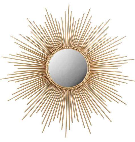 starburst mirror always in style through the years decor ideasdecor ideas