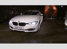 Fifth Gear Team Tests BMW F30 320d EfficientDynamics