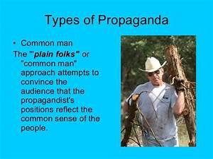 Plain Folks Propaganda Examples   www.imgkid.com - The ...