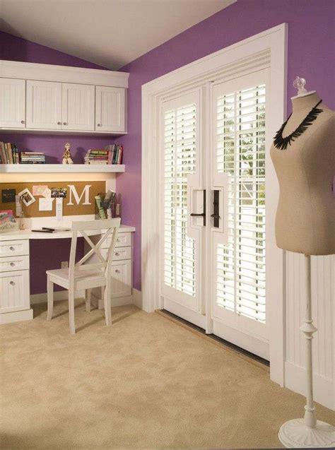 peinture chambre fille violet peinture chambre fille 12 idées modernes et féminines