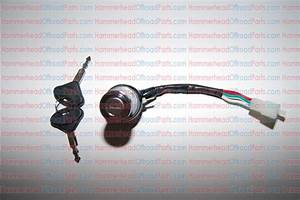 Hammerhead 150    250 Ignition Switch 3 Wires
