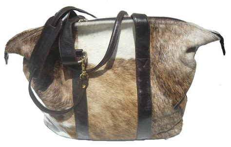 Cowhide Australia by Cowhide Travel Bag Saddlery Australia