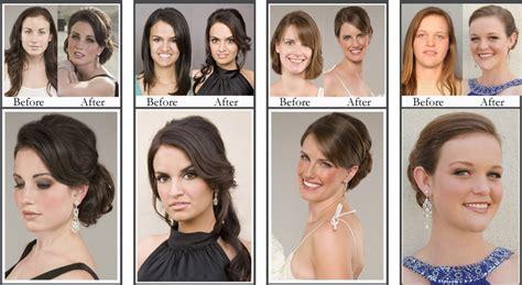 Maquillage Mariée Avant Après