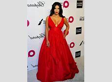 kim kardashian red carpet dresses 20162017 B2B Fashion