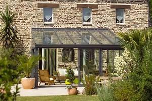 les 25 meilleures idees de la categorie toiture veranda With toit en verre maison 2 amenagement exterieurs pergolas