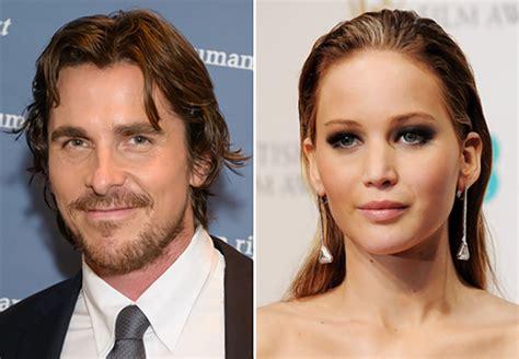 Jennifer Lawrence Cast Christian Bale Wife