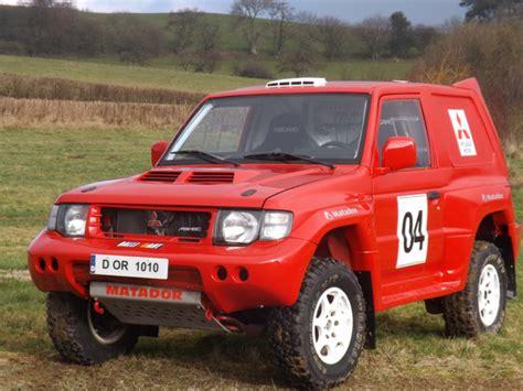 Kaos Rally Dakar Mitsubishi Pajero 1998 mitsubishi pajero ex dakar turn8 cars