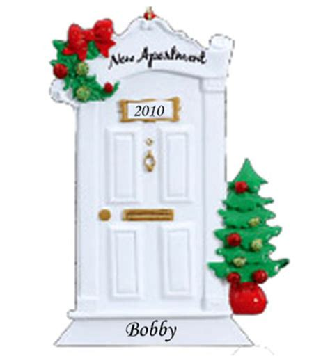 new apartment personalized christmas ornament
