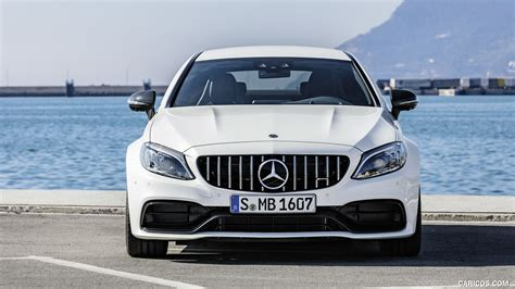 The assistance by eq boost creates the prerequisites for additional functions that help to cut. 2019 Mercedes-AMG C 63 S Coupe with Night package and Carbon-package II (Color: Designo Diamond ...