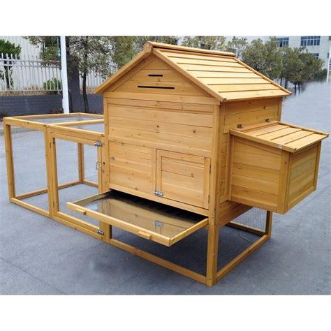 come costruire una gabbia per galline ovaiole pollaio per 6 8 galline ovaiole realizzato in legno da