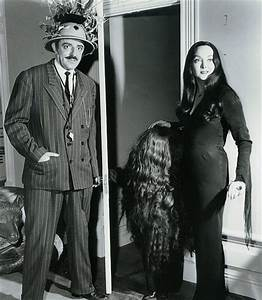 Addams Family images Morticia, Gomez and Cousin Itt ...