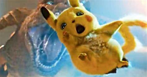 pokemon reveled   detective pikachu footage