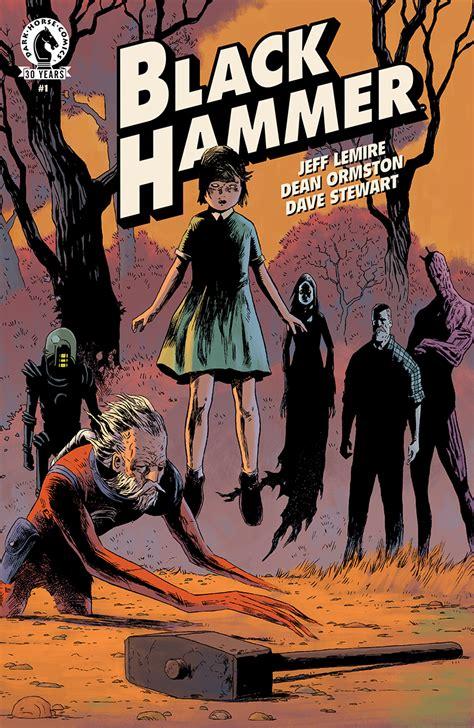 eccc  jeff lemires black hammer ongoing series