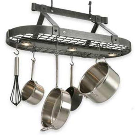 calphalon pot racks calphalon pot hangers