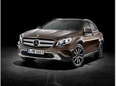 Mercedes GLA 2014 afbeeldingen Autoblognl