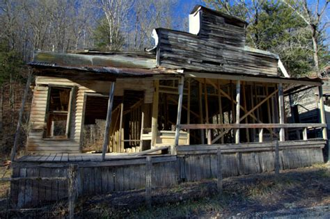 arkansas mine cabins the grim reality of 9 ghost towns in arkansas