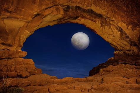 saaty photography arches national park  night saaty