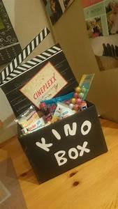 Gutschein Geschenke Verpacken : kino box gutschein s igkeiten geschenk basteln pinterest s igkeiten geschenk ~ Watch28wear.com Haus und Dekorationen