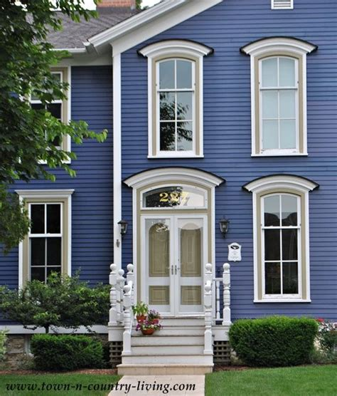 historic homes exterior paint and exterior house colors