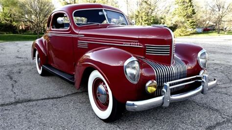 1939 Chrysler Imperial by 1939 Chrysler Imperial Coupe 1 Of Just 4 In Existence