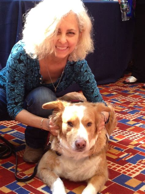 Bo And Author Kate Dicamillo Because Of Winn Dixie Tale