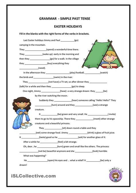 past simple free esl worksheets repinned by chesapeake