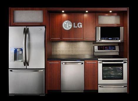 lg kitchen vignette