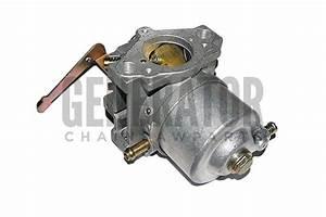 Gasoline Carburetor Carb Parts For 5500 Coleman Powermate Generator Engine Motor