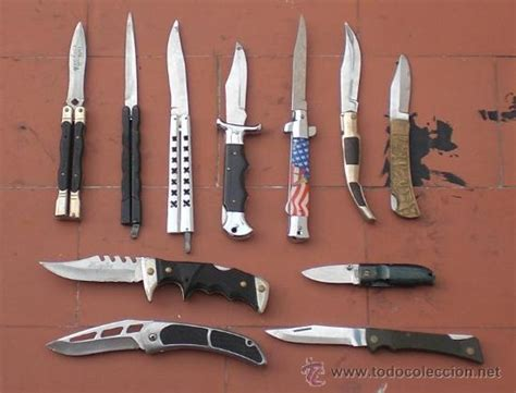 que se considera arma blanca info en taringa
