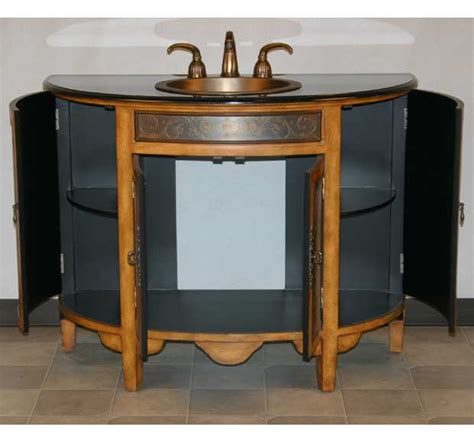 46 Inch Wide Bathroom Vanity by 46 Inch Sashi Vanity