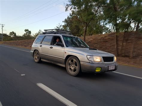 subaru forester boostcruising
