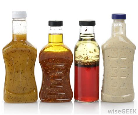 salad dressing what is salad dressing with pictures