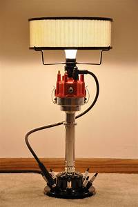 The Original Distributor Lamp By Speed Lamps - Mancave - Chevy - Ford - Mopar