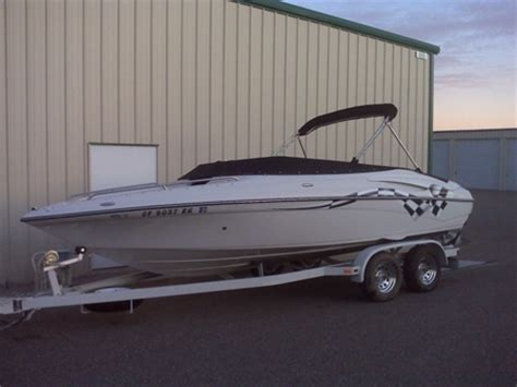 Boat Trailer U Cls by 2006 Crownline 21cls Lpx 20 Open Bow Used