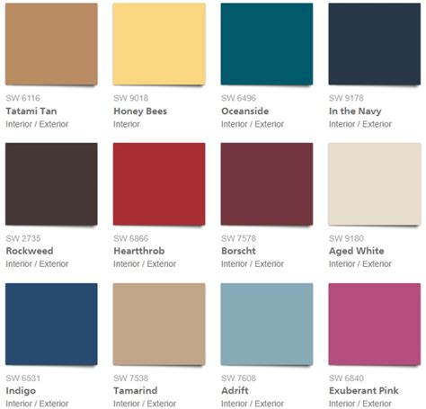 These Are The 2018 Wall Paint Colors That You Don't Wan't