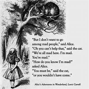 Lewis Carroll Quotes Alice In Wonderland. QuotesGram