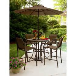 Kmart Patio Bar Sets by High Top Outdoor Table And Chairs Ideas Outdoor High Top
