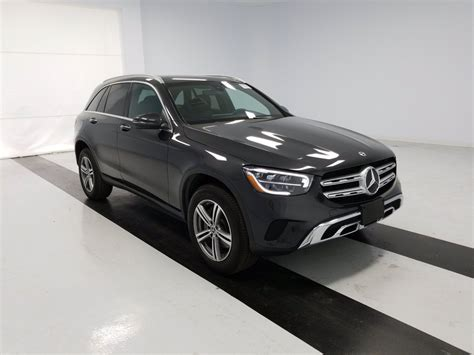 As the entry model in the glc range the 300 comes with a 2.0l turbo that drives the rear wheels. Pre-Owned 2020 Mercedes-Benz GLC GLC 300 AWD 4MATIC Sport Utility