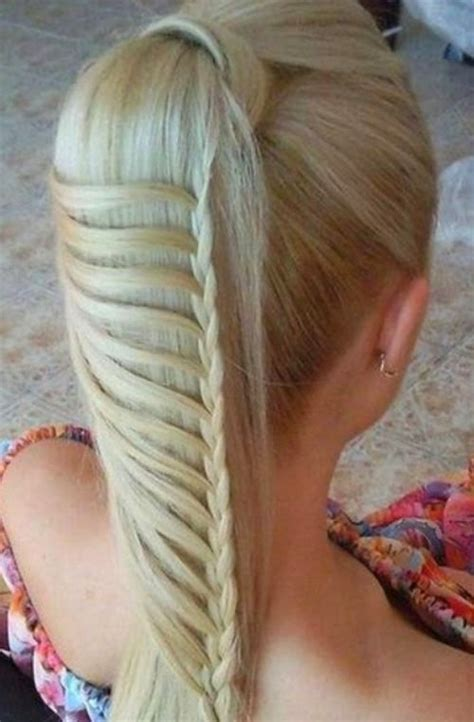 5 coolest hairstyles for school looks really simple