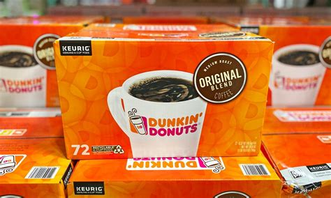 Magical, meaningful items you can't find anywhere else. Dunkin' Donuts 72-Count K-Cups, Only $31.99 at Costco! - The Krazy Coupon Lady