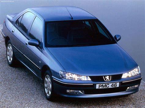 Peugeot 406 Sedan (2001) - picture 4 of 8