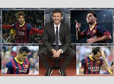 Luis Enrique prepares for new, exciting Barcelona after