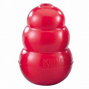 KONG Classic Dog Toy, Large, Red - Dogs Helper