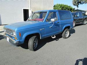 1987 Ford Bronco | Paramount Picture Cars