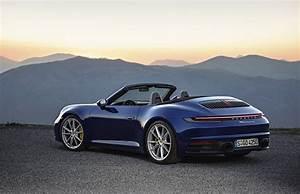 Porsche 4 Places : the new porsche 911 cabriolet ~ Medecine-chirurgie-esthetiques.com Avis de Voitures