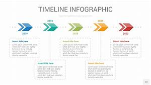 Timelines Diagrams Powerpoint  Illustrator Template